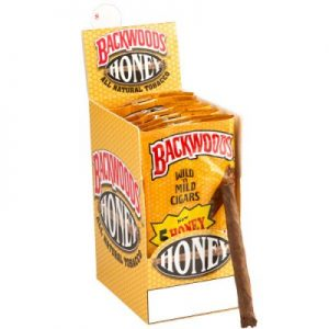 BACKWOODS HONEY 8/5