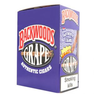 Backwoods Grape Cigars