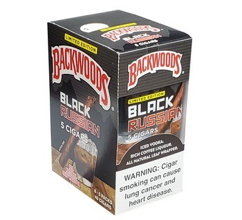 Backwoods Black Russian Cigars