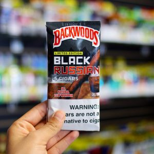 Black Russian Backwoods